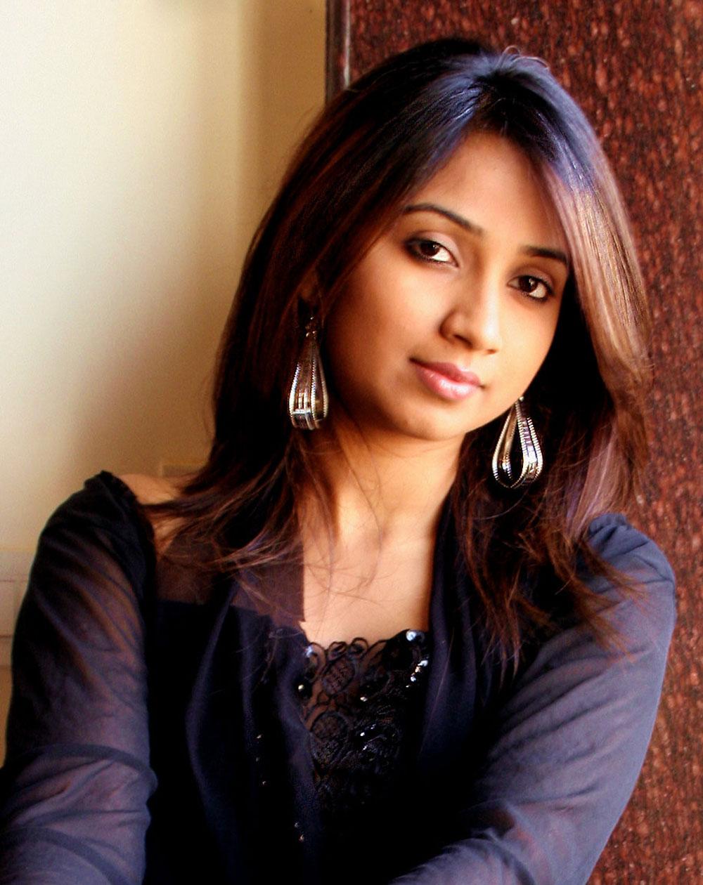 shreya ghosal beautiful look - photo #32