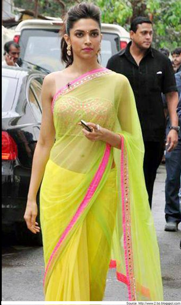 Deepika-padukone-images-Most-Beautiful-Ever-Deepika-Padukone_The-seductress-Arpita-Mehta-sari-event-607x1024