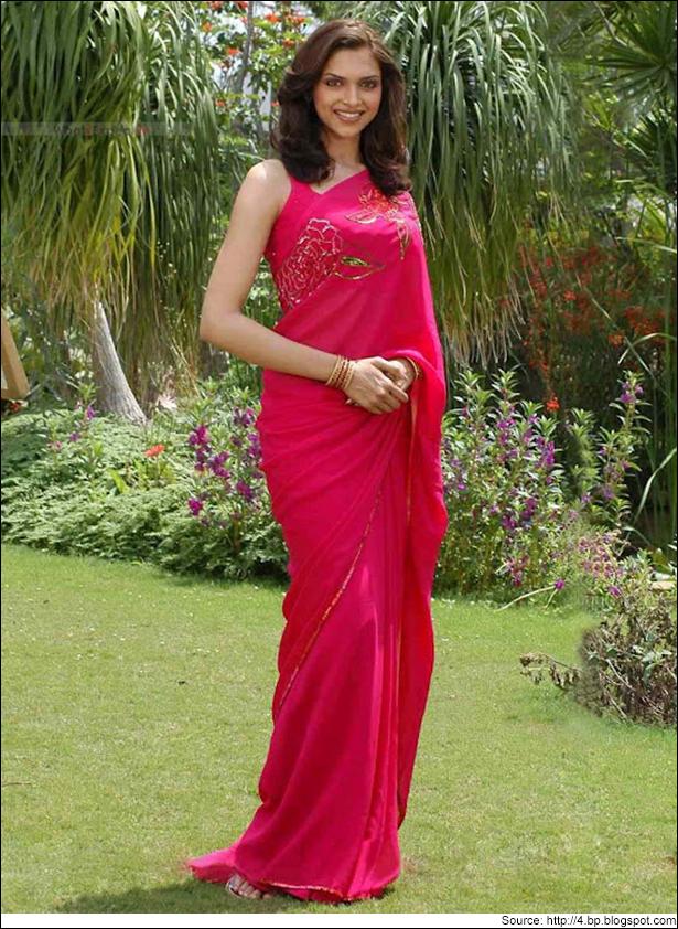 Deepika-padukone-images-Most-Beautiful-Ever-Deepika-Padukone_The-seductress-in-red-saree-with-discreet-gold-borders