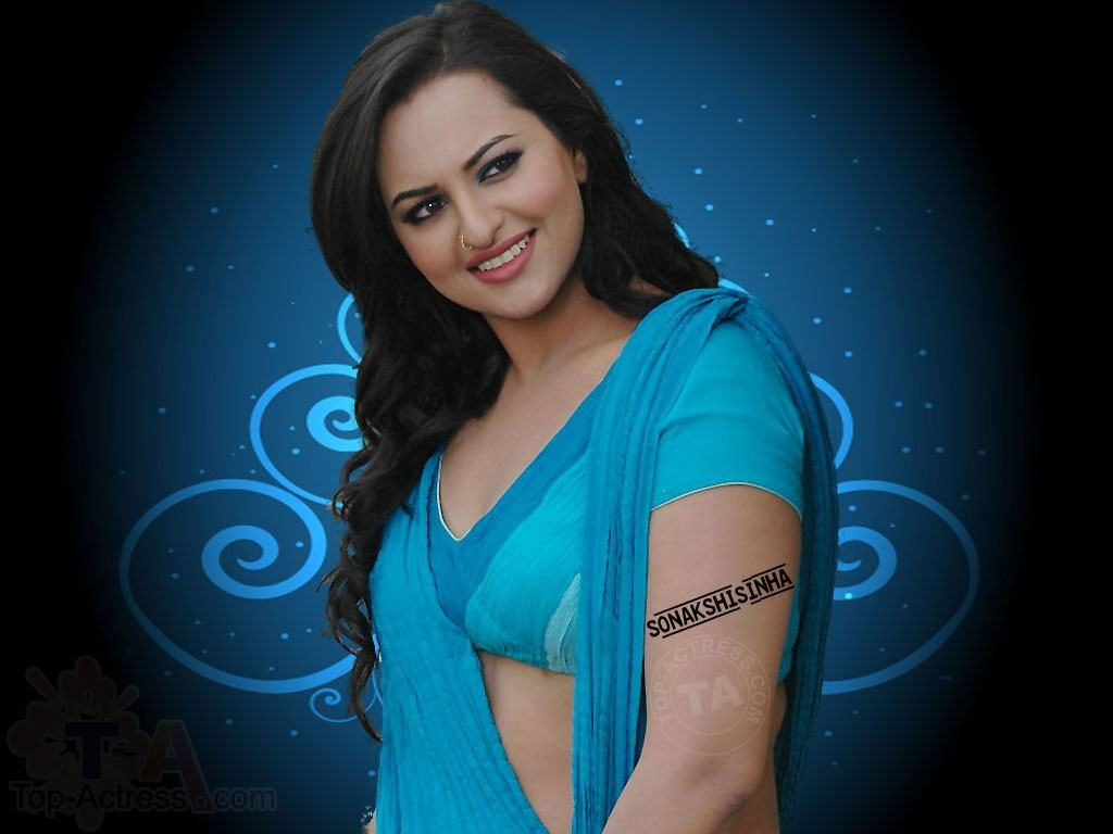 Sonakshi-sinha-photo-30-HD-Collection-cute-in-blue-sarre-1024x768