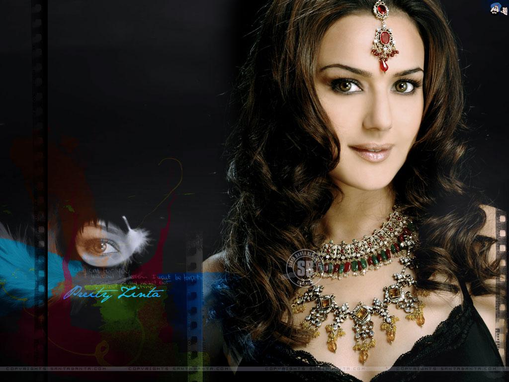 Preity Zinta Hot Hd-7517