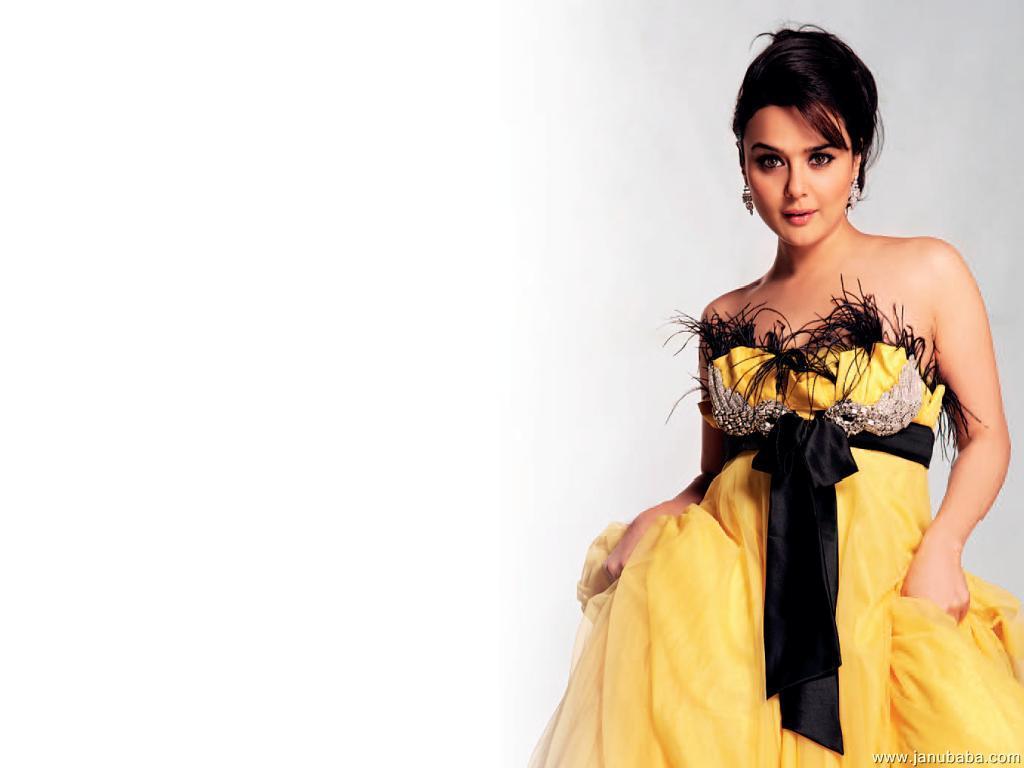 Preity Zinta Hot Hd-1758