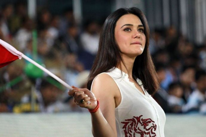 Preity Zinta Hot Hd-1098
